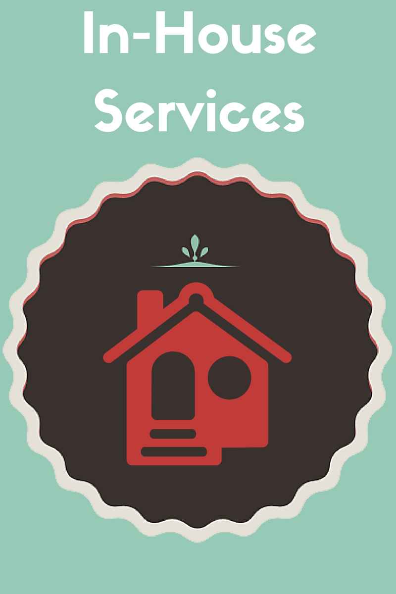 In-House Services at the Cottages