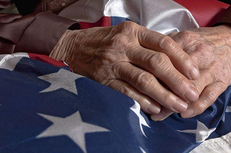 11 Ways to Honor the Elderly Veterans in Your Life this November